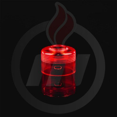 WHISPER RDA Top Cap Red by SOA (LCM)