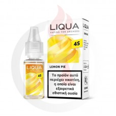 Liqua 4S Lemon Pie Hybrid Salt 10ml 20mg