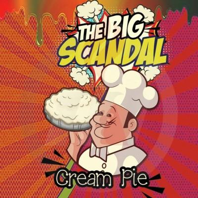 Big Scandal Flavour Shot Cream Pie 120ml
