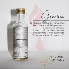 Garrison - K Flavours  25ml for 100ml Flavorshot