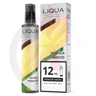 Liqua Vanilla Tobacco Flavour Shots 12ml/60ml