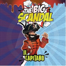 Big Scandal IL Capitano Flavour Shot 100ml