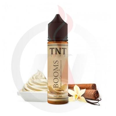 BOOMS Vanilla Cream Tobacco ΤΝΤ Flavor Shots