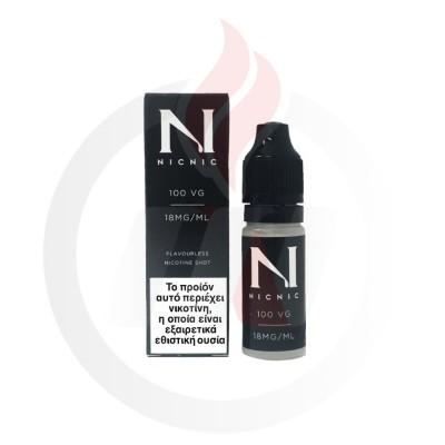 NicNic Nicotine VG Booster 10ml