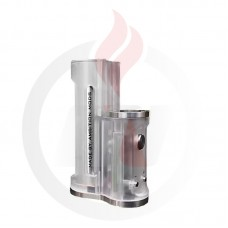 Easy Box Mod 60w Clear by Ambition Mods - Sunbox