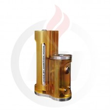 Easy Box Mod 60wYellow by Ambition Mods - Sunbox