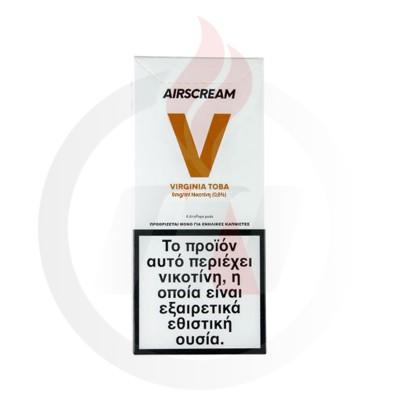 AirScream Pops Virginia Toba 4 x 1.2ml